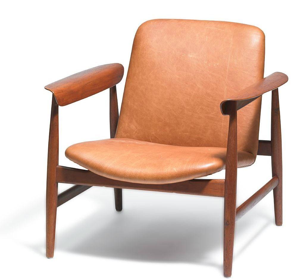 Finn Juhl Bo 118 Armchair Scandinavian Furniture Design Danish Furniture Design Furniture Design Modern