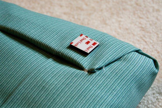 No Sew Bench Cushion Bench Cushions Window Seat Cushions Cushions