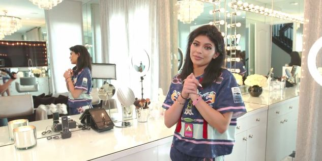 Kylie Jenner\'s done a \'Glam Room\' tour and we\'re ridiculously jel of ...