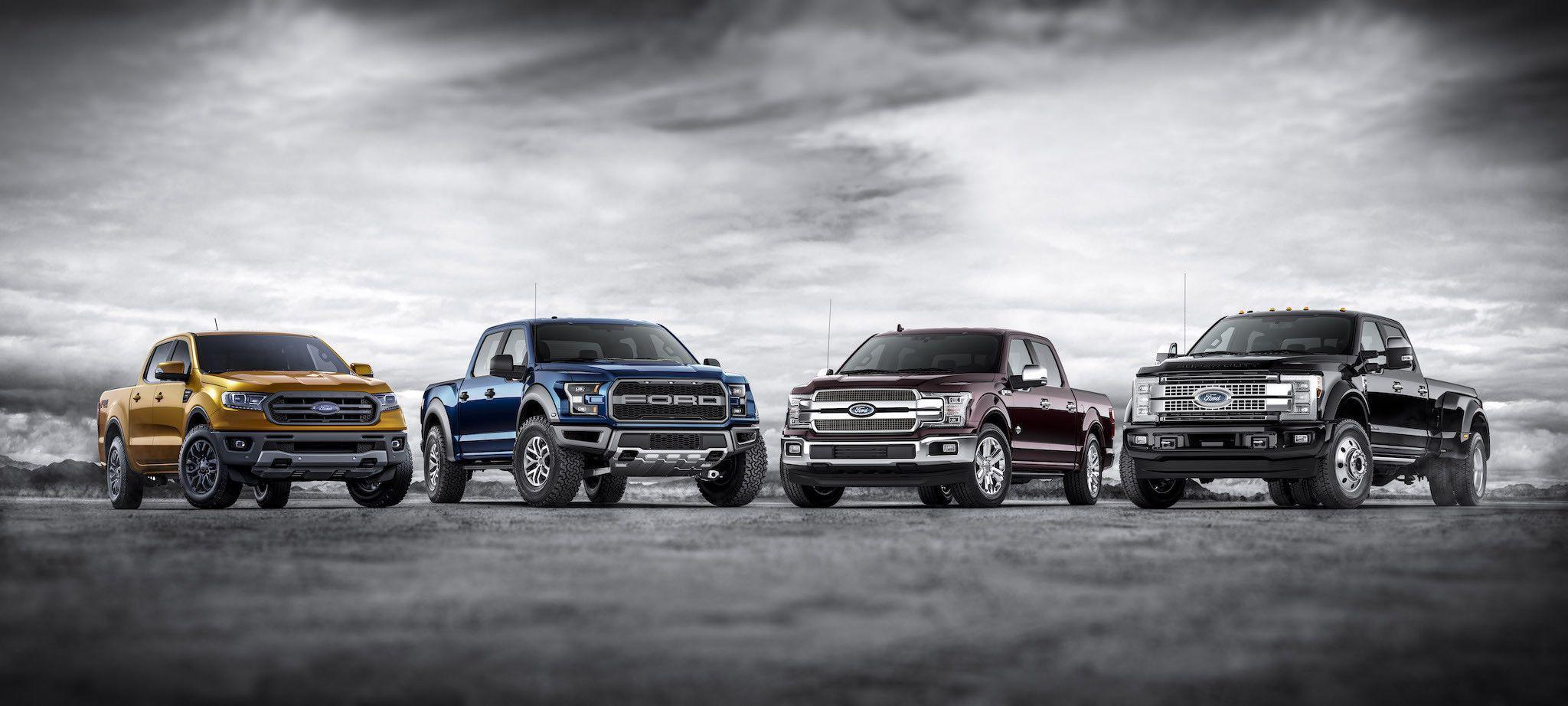 Ford Vehicle Lineup 2020 Performancecar Update 2020 Di 2020