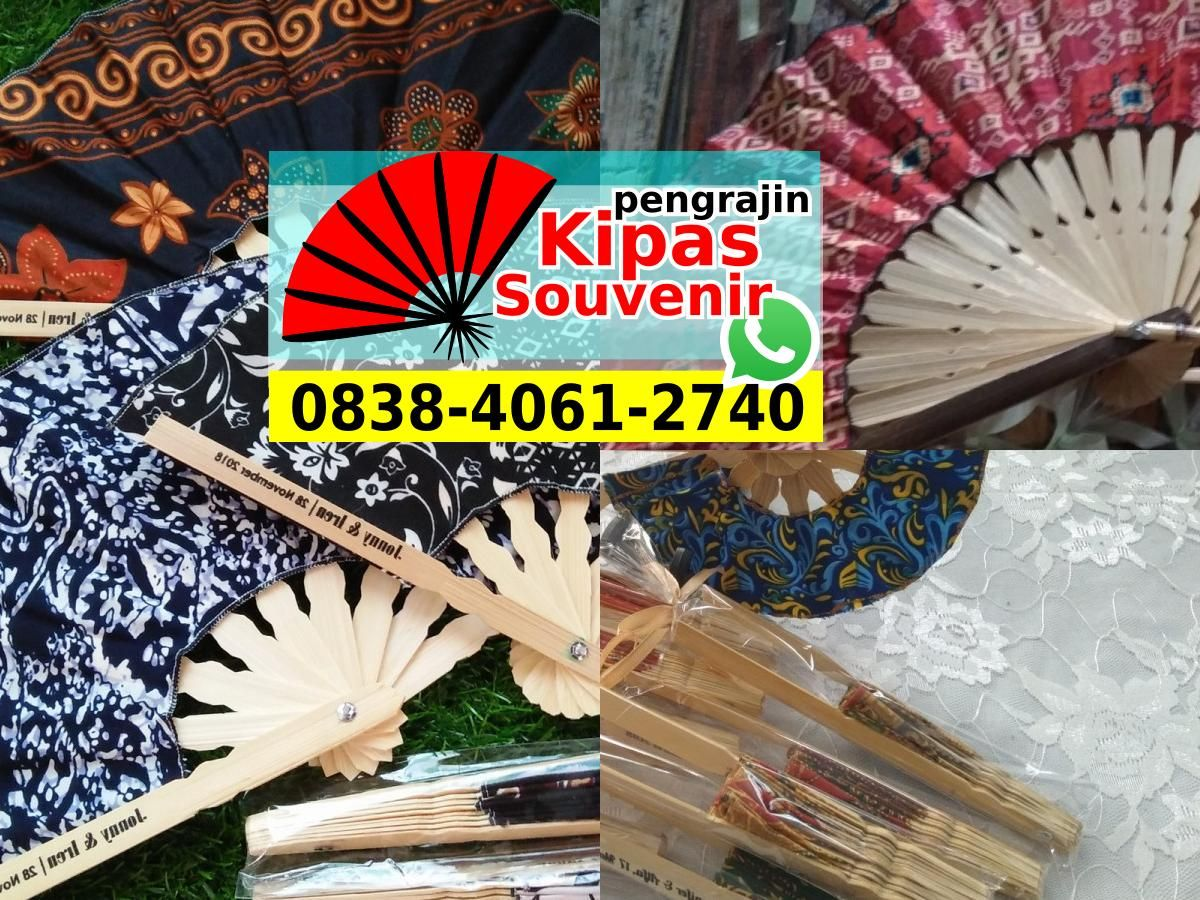 Kipas Jepang Murah O8384o61274o Wa Gresik Hand Fan Souvenir