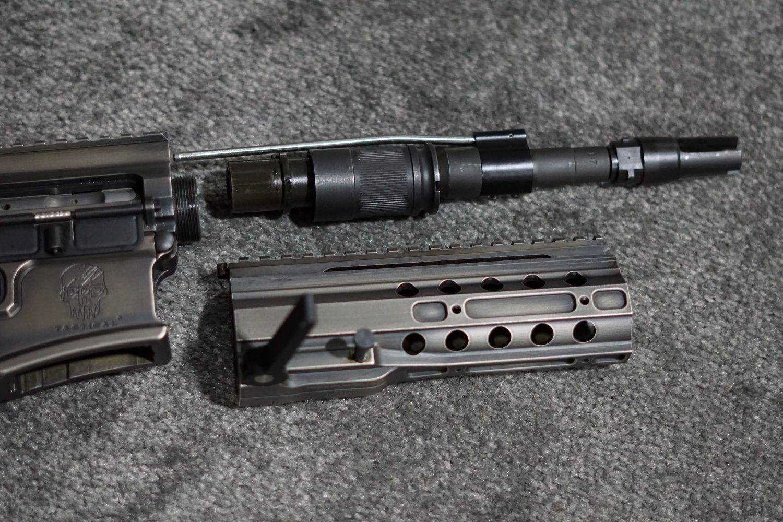 DRD 5.56 Aptus | SHOT 2017 - The Firearm BlogThe Firearm Blog