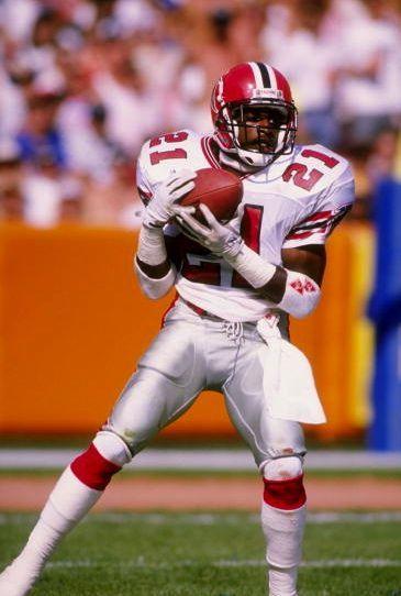 Deion Sanders Atlanta Falcons Falcons Football Nfl Football Nfl Hall Of Fame
