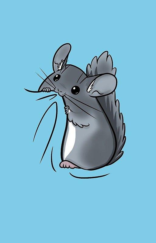 Рисунки смешных мышек