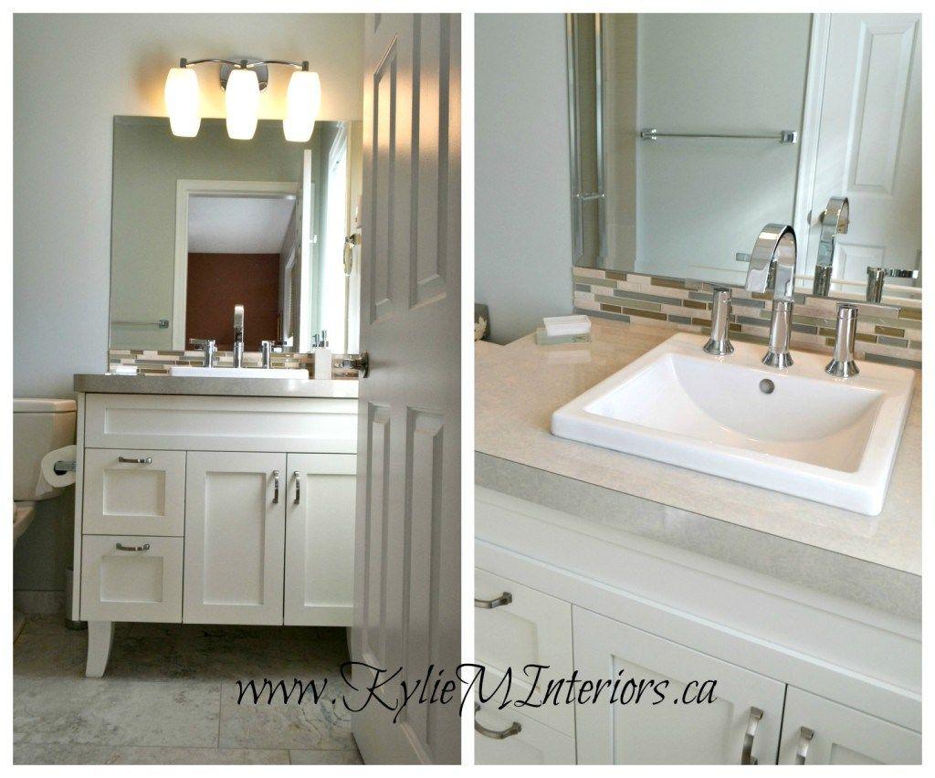 Painted Bathroom Countertops Spa Feeling Bathroom Best Paint By Benjamin Moore Gray Cashmere