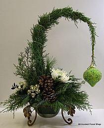 Traumhafte Deko zu Weihnachten - 20 Ideen aus Naturmaterialien :) - nettetipps.de #weihnachtsdekohauseingang
