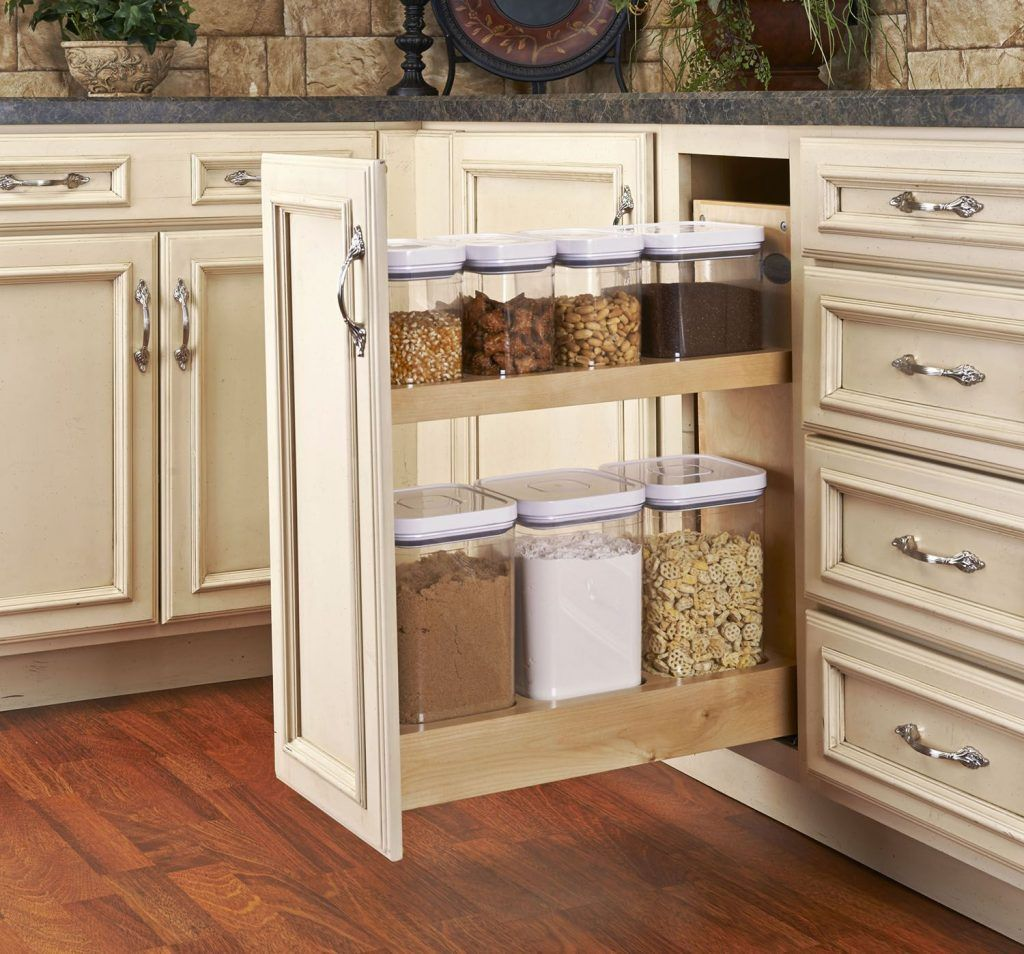 Vertical Drawers To Get The Most Of Your Kitchen Space Clever Kitchen Storage New Kitchen Cabinets Kitchen Cabinets
