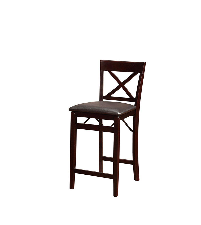 Bar Stool Height Folding Chairs Barhocker Hocker