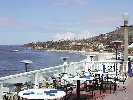 Laguna beach ca the cliff restaurant possible wedding for Laguna beach wedding venues
