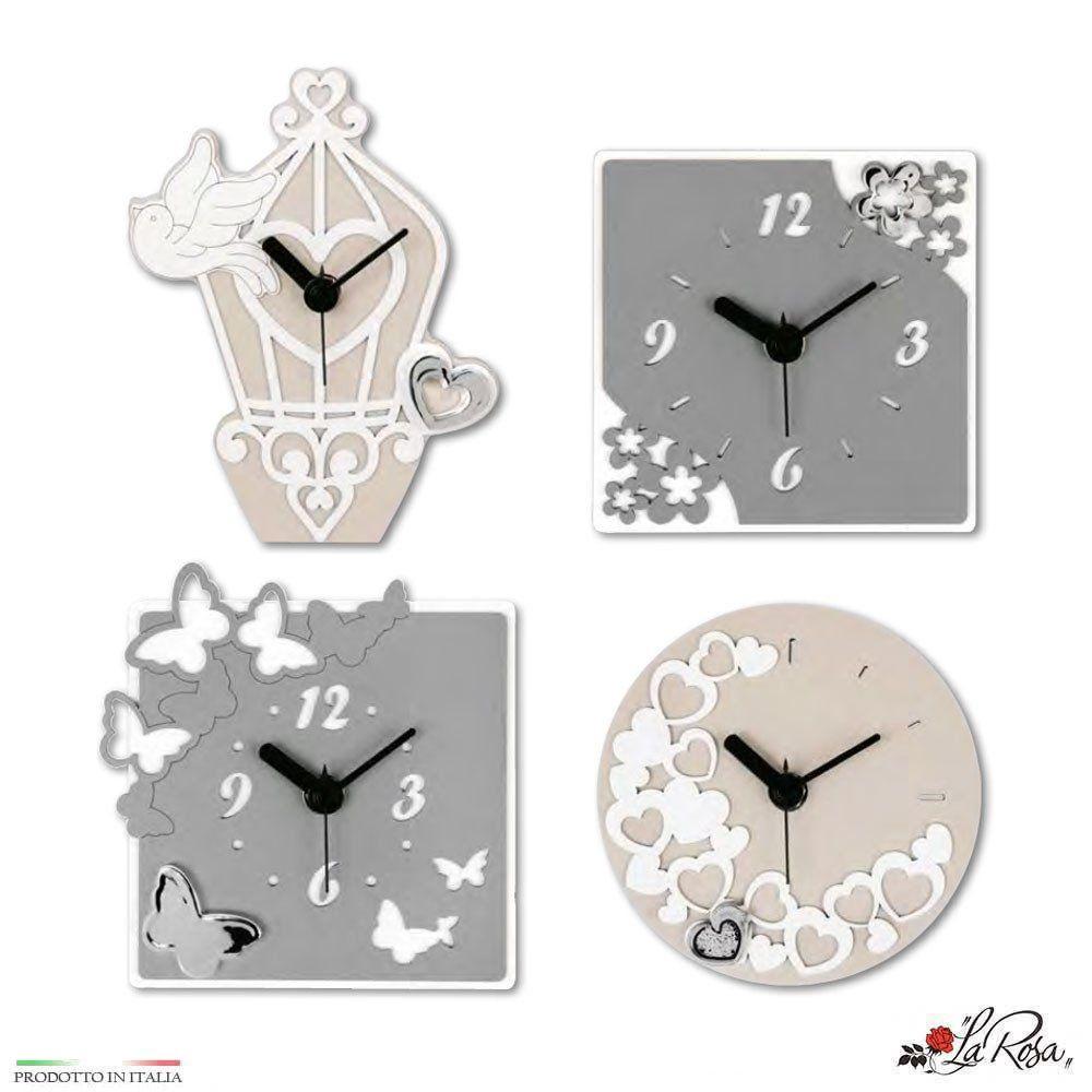Bomboniere Matrimonio Orologio.Bomboniere Orologio Da Appoggio Design Moderno Idea Per
