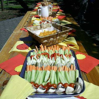 A good buffet table setting idea is to skip that boring tablecloth a good buffet table setting idea is to skip that boring tablecloth altogether instead watchthetrailerfo