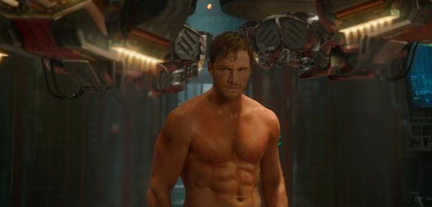 Chris Pratt Guardiões da Galáxia