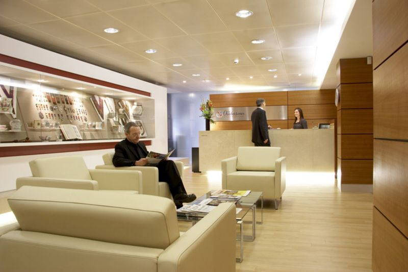 Lobby design ideas for small home home design and style for Corporate office design ideas