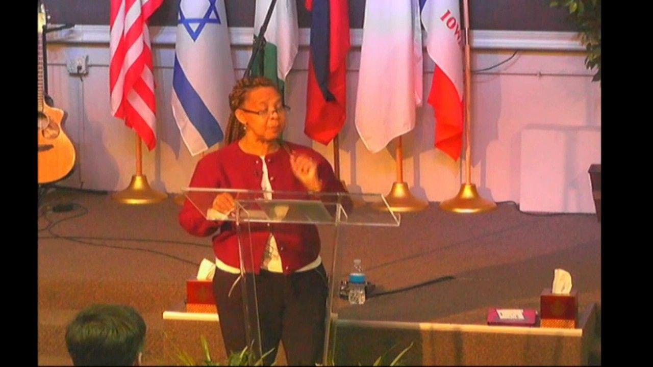 Pastor Lynette Roberts || TheGodKindofFaith pt.3 We All Have It