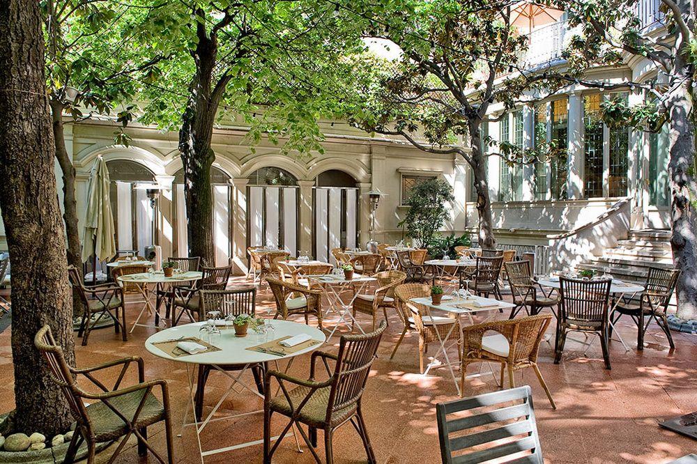 Las Terrazas Secretas De Barcelona Donde Comer Y Ser Feliz