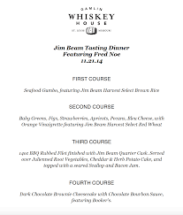Image result for whisky food pairing menu