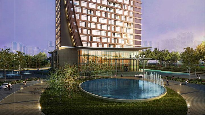 Luxury Hotels In Baku Azerbaijan Trump International Hotel Tower Baku Baku Luxury Hotels Trump International Hotel Trump Hotel Hotel