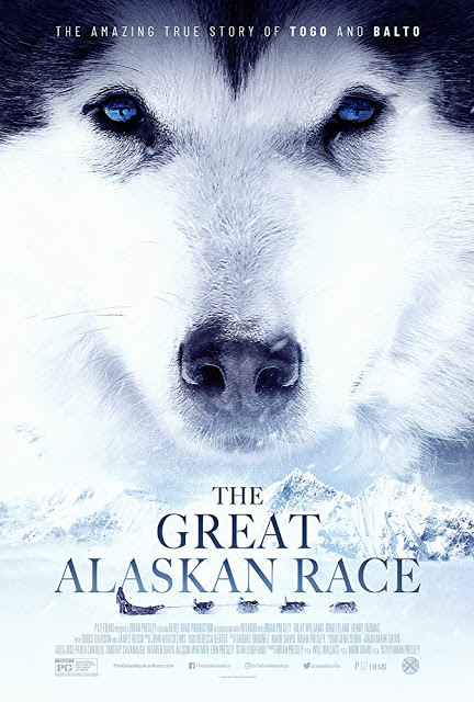 Movie Review The Great Alaskan Race 2019 Race Film Full Movies Dog Sledding