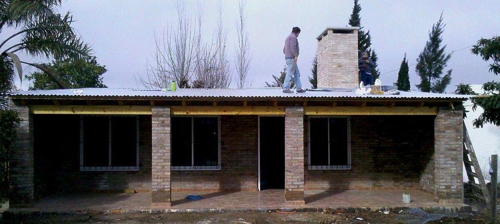 planos de casas tipo quincho