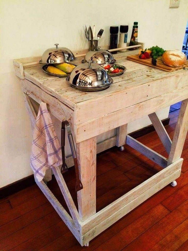 30+ Creative Wooden Pallet Projects DIY Ideas | Diy wooden ...