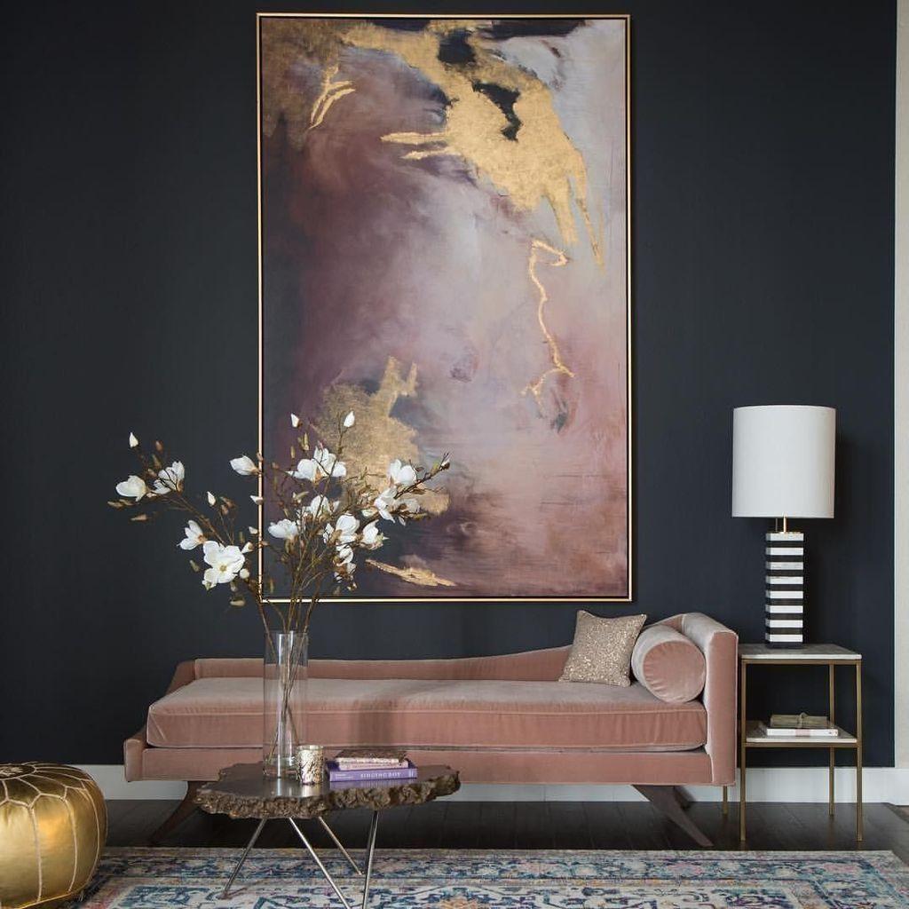 30+ Popular Mid Century Interior Design Ideas For Living Room #artdecointerior