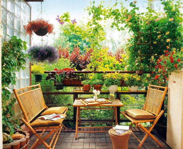 Balkon Dschungel Outdoor Decor Outdoor Furniture Sets Home Deco