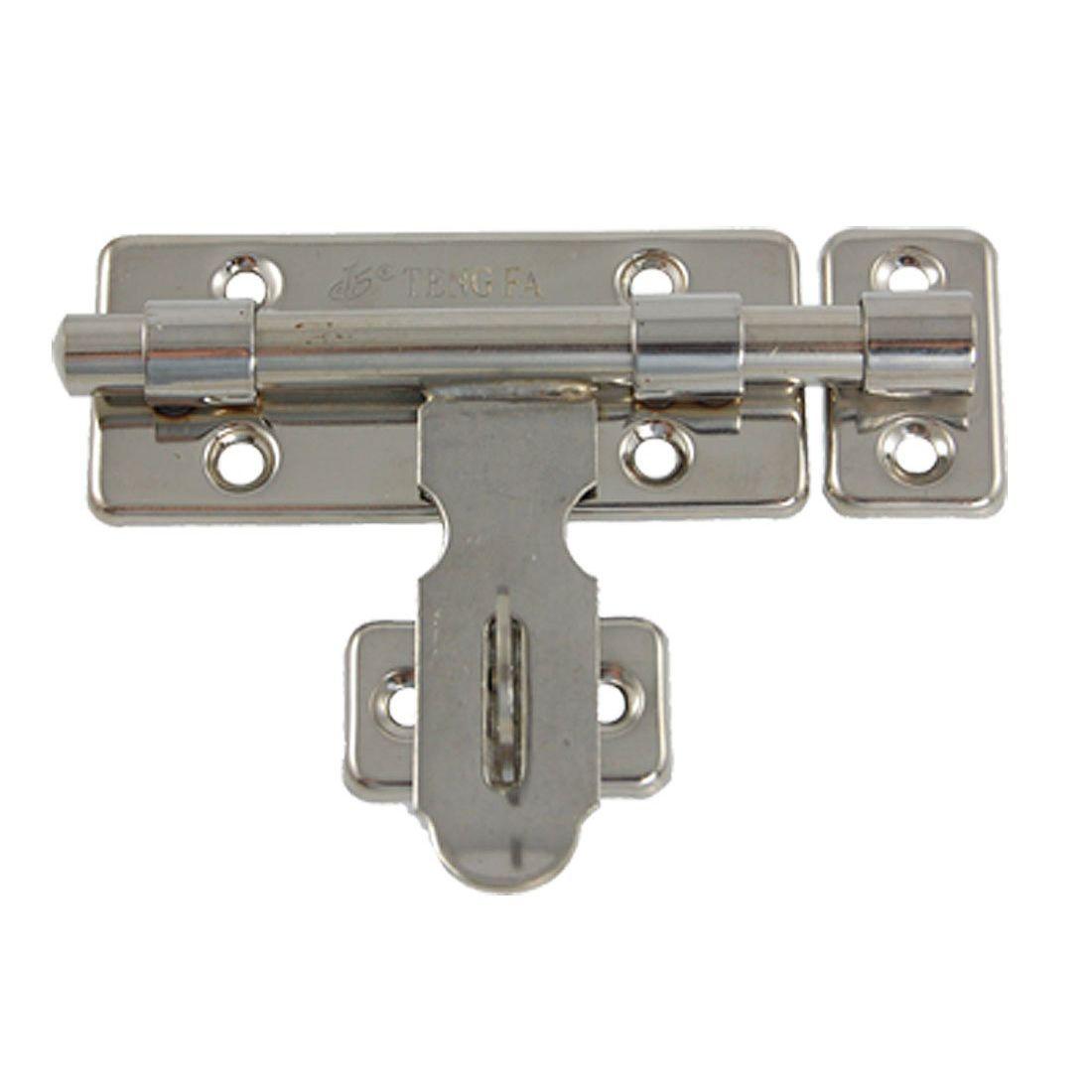 In Stock Hardware Door Lock Barrel Bolt Latch Padlock Clasp Set Free Shipping Barn Door Latch Door Locks Latches