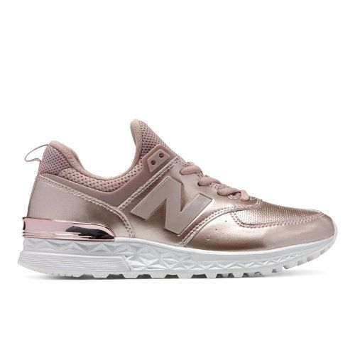 newest 8b810 021ce 574 Sport Women's Sport Style Shoes - Pink (WS574SAR ...