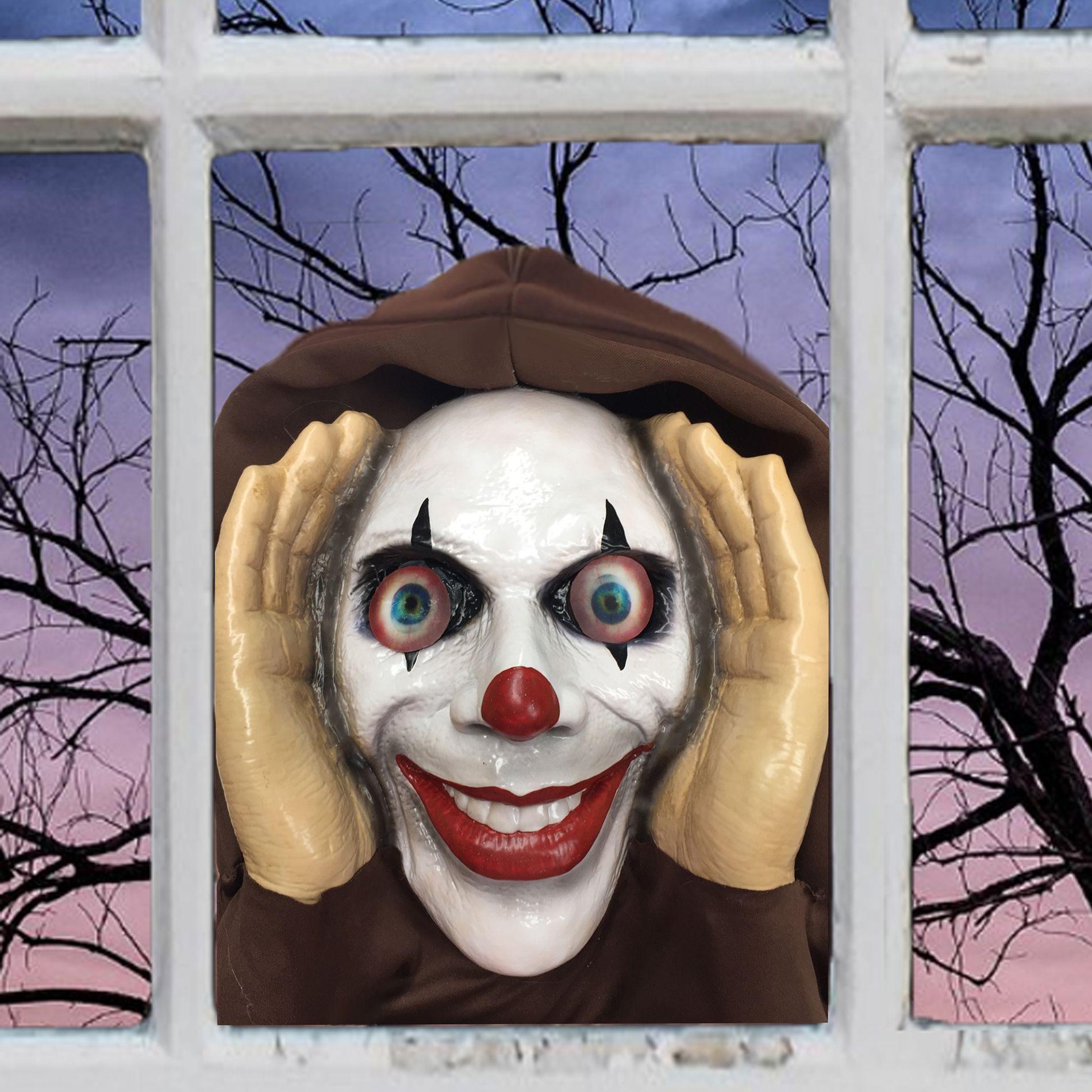 Pin by Rebecca Cota on Halloween Clown horror, Halloween