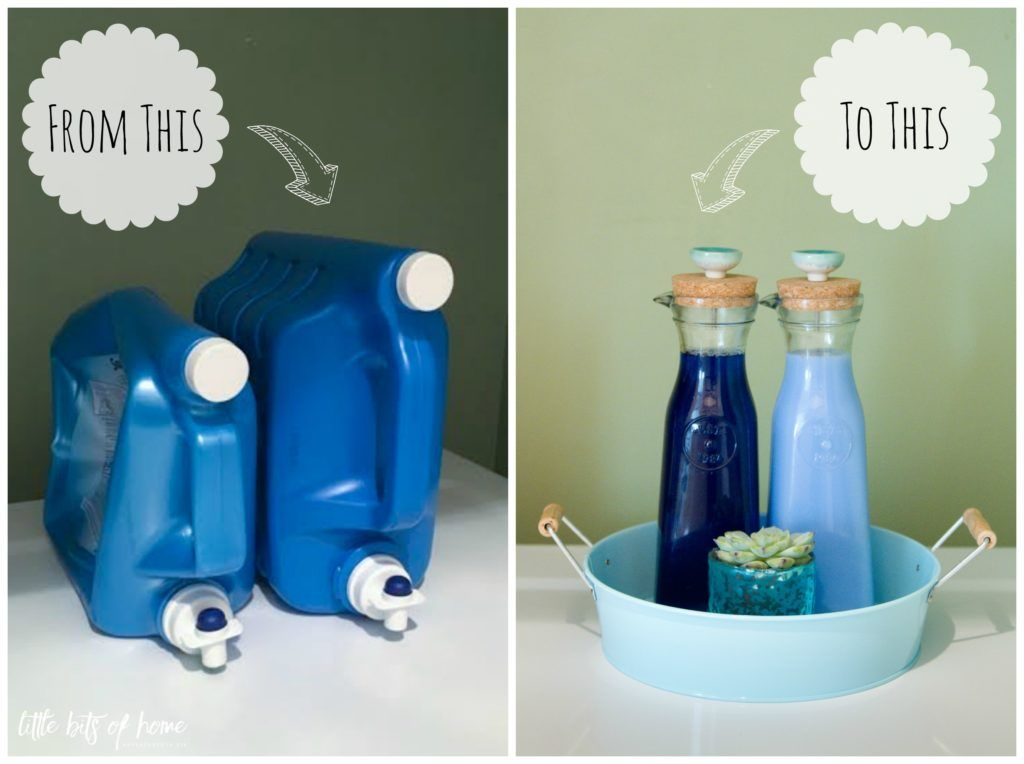 Create With Me Glass Laundry Detergent Dispensers Laundry Soap