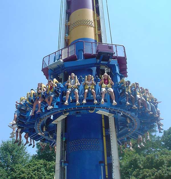 Acrophobia Ride Photos Six Flags Over Georgia Six Flags Photo Flag