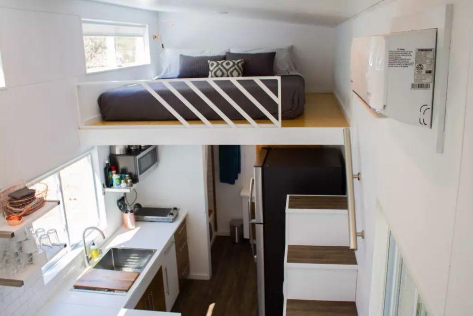 River Resort Tiny House That Sleeps 6 Tiny House Loft Tiny
