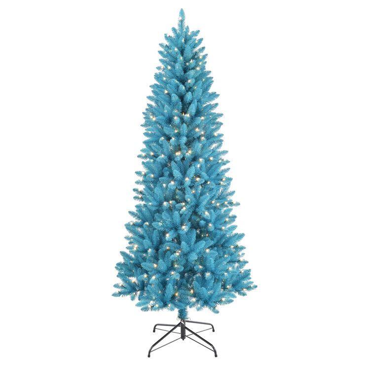 F11 7 Pre Lit Amalfi Teal Tree With 350 Clear Lights Teal Christmas Tree Teal Christmas Christmas Tree Shop