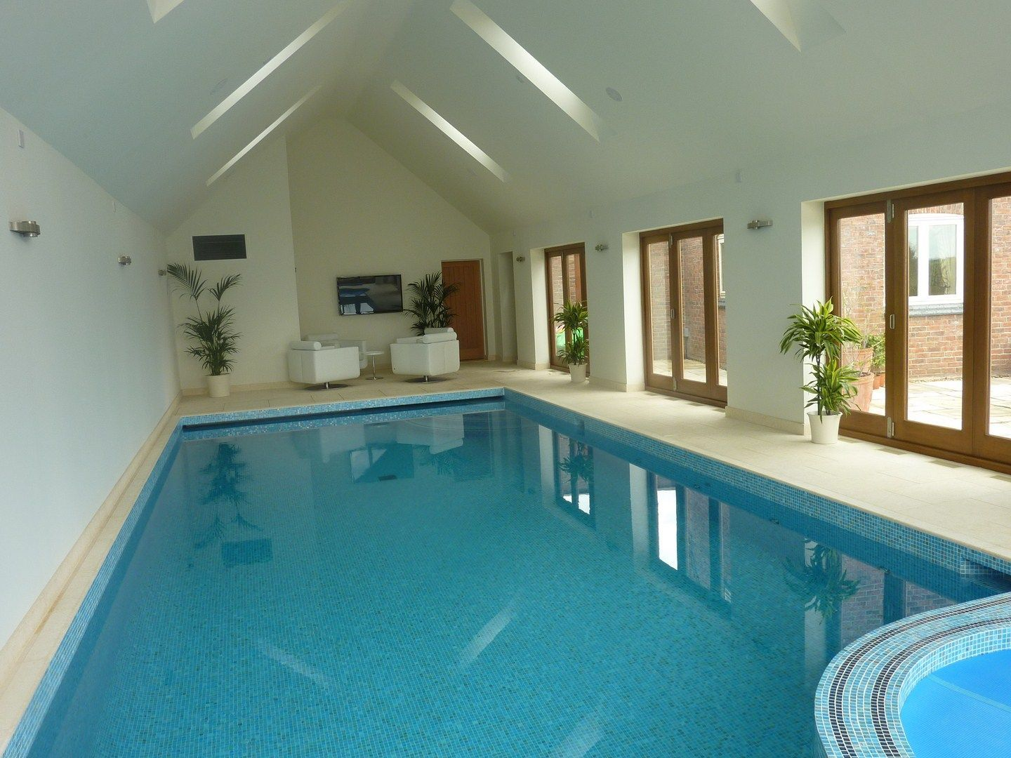 41+ Best Inspiration Window Indoor Swimming Pool Design Ideas with Pictures | Swimming pools backyard, Luxury swimming pools, Indoor swimming