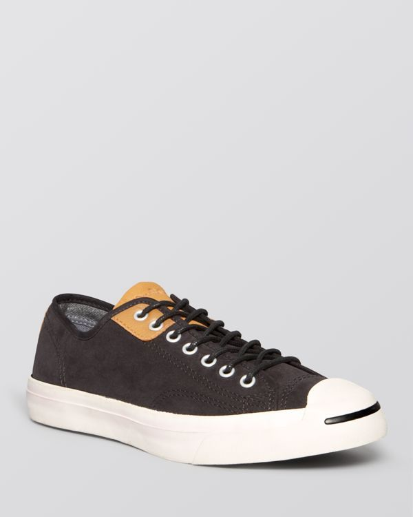 600c2756727d64 Converse Jack Purcell Jack Water Resistant Low Top Sneakers ...