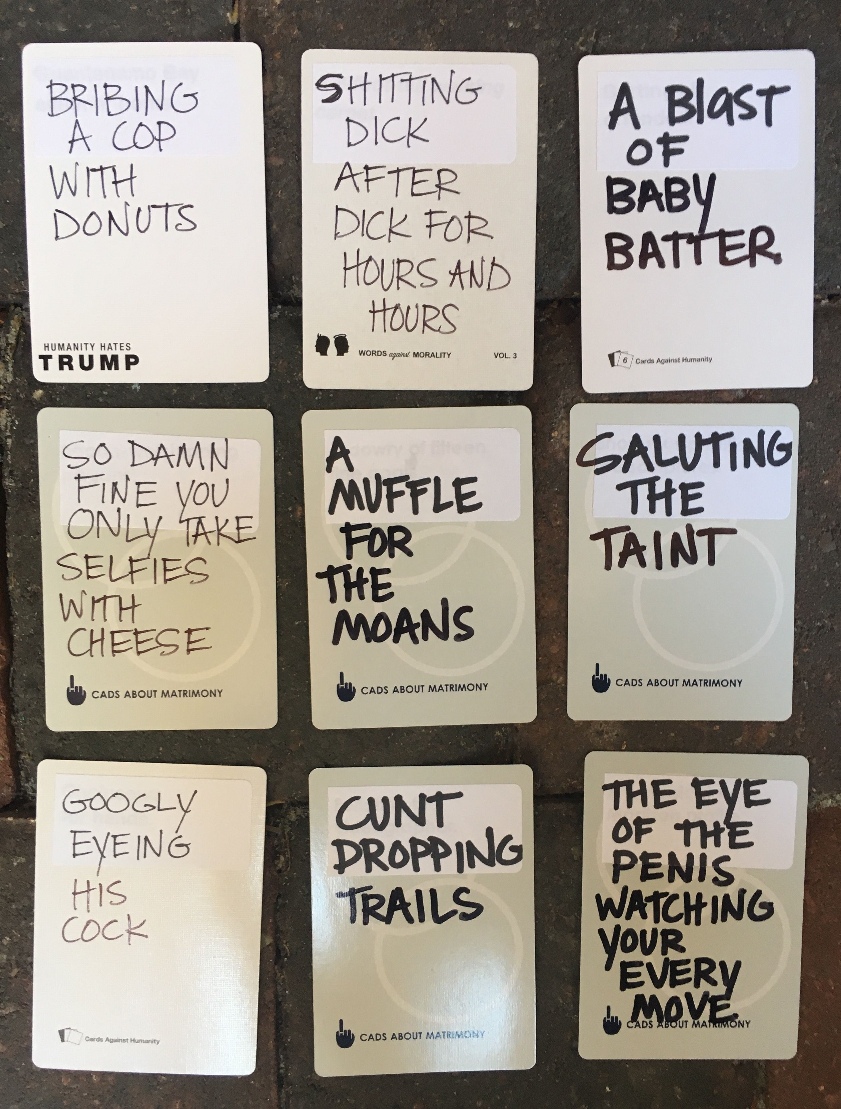 Delightful Cards Against Humanity Make Your Own Ideas Part - 12: Hilarious And Creative Ideas For Blank Cards In Cards Of Humanity Game Or  DIY Your Own Deck Of Cards Against Humanity