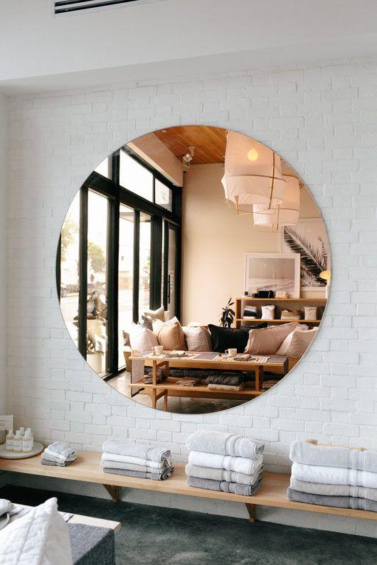 Around L A Parachute Home Sfgirlbybay Decor Interior Design Mirror Inspiration Top Bathroom Design