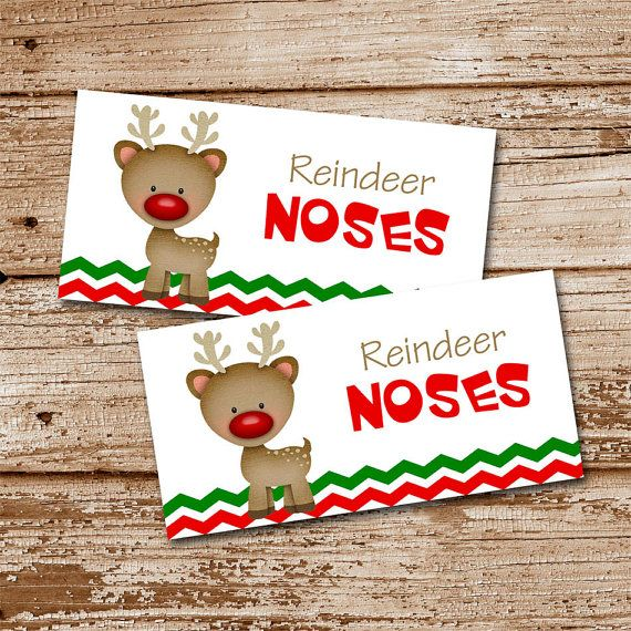 Diy printable reindeer noses christmas by celebratelilthings 7 best images of free printable candy bag toppers free printable easter bag topper free printable halloween treat bag toppers and free printable negle Choice Image