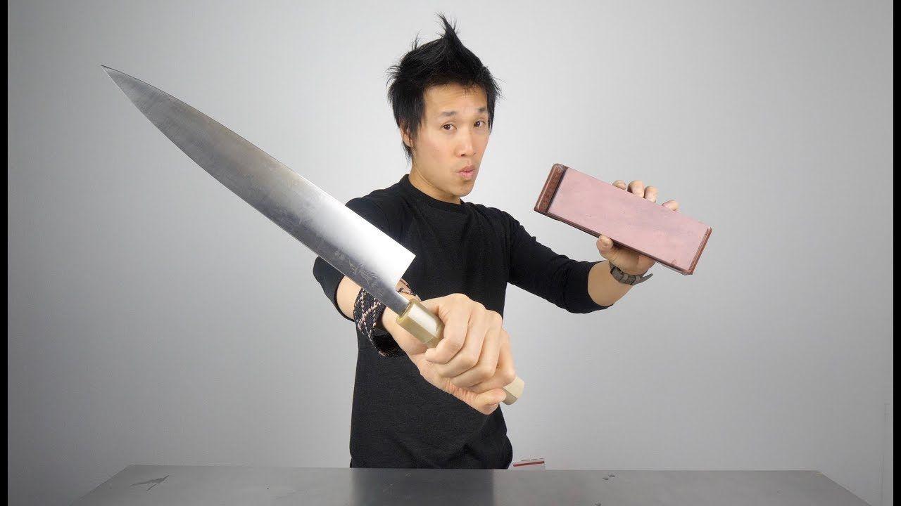 5 Biggest Myths Of Knife Sharpening | Cooking Stuff | Knife