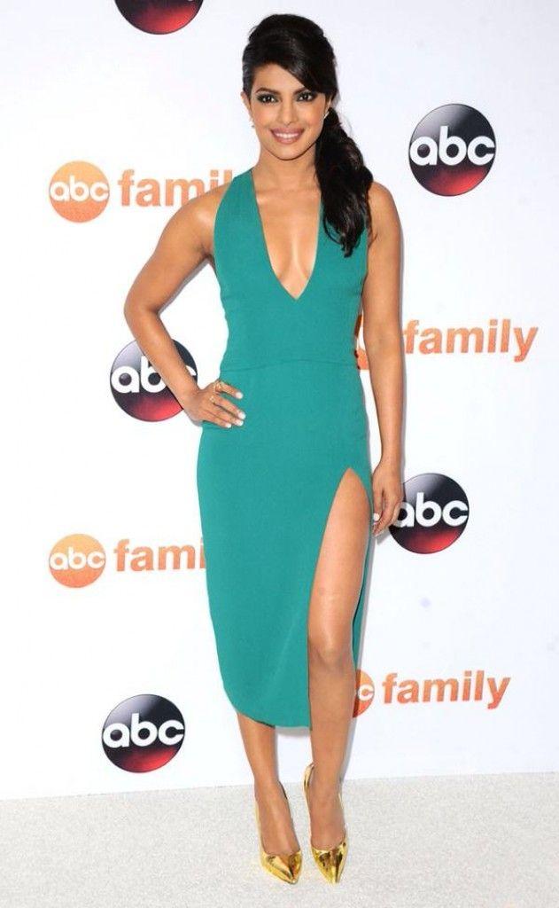 Priyanka Chopra at an event by ABC Family. | Priyanka chopra hot ...