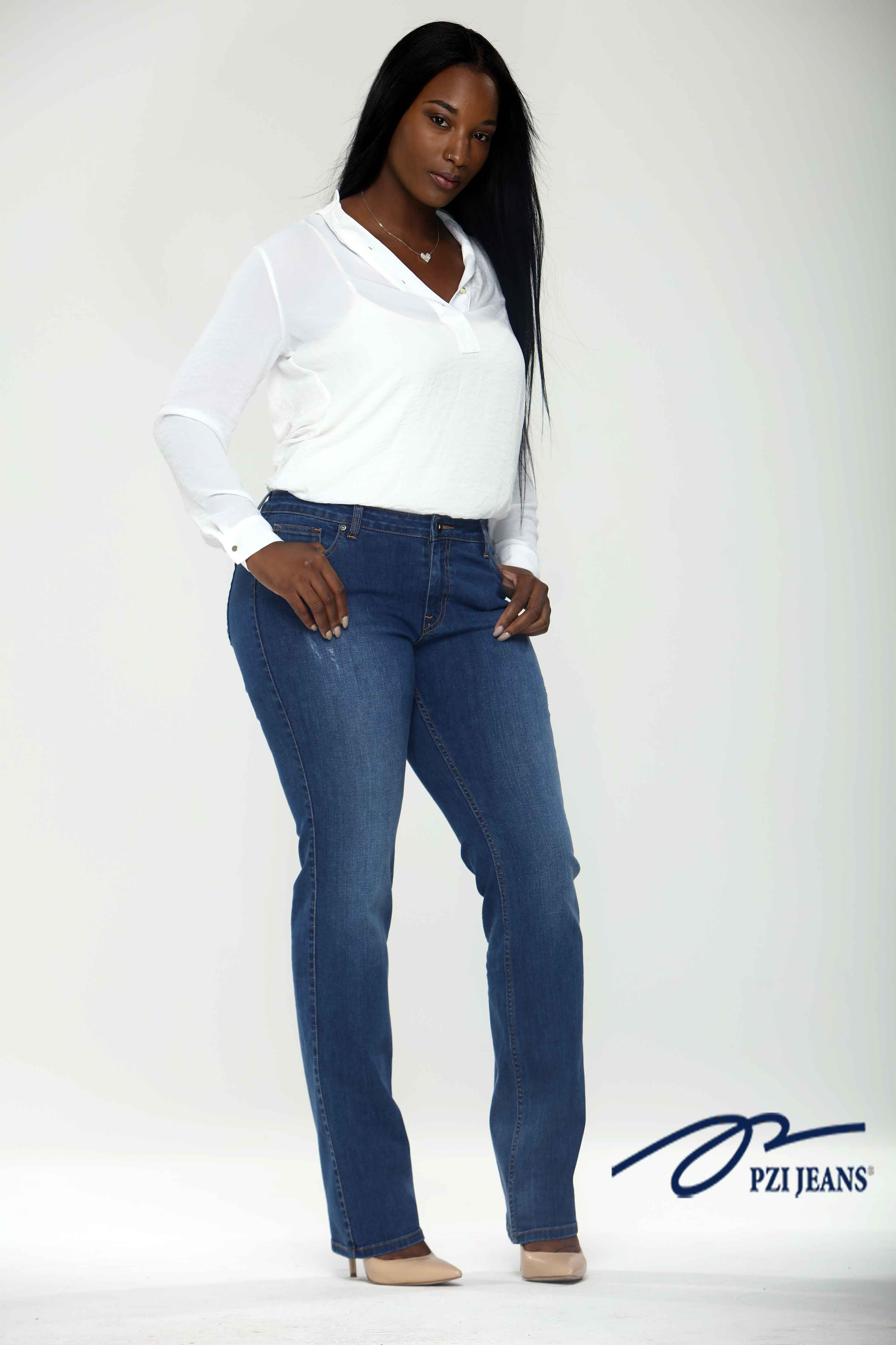 69cb346d4a4 Best Fitting Jeans For Women With Curves.