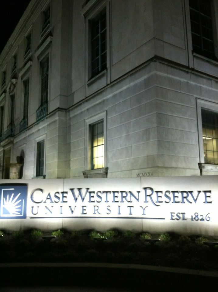 Case Western Reserve University Medicine *10900 Euclid Avenue Cleveland, *OH 44106   *casemed.case.edu casemed-*admissions@case.edu