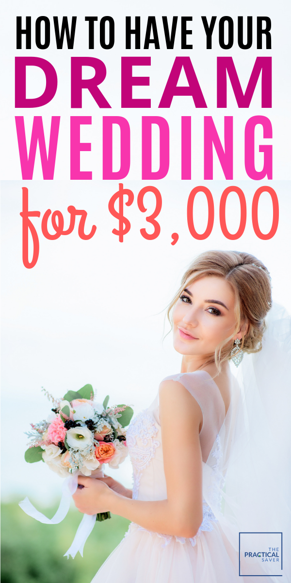 Wedding On A Budget: Get $40K-Like Wedding For $3K or Less