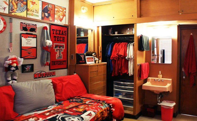 20 Things Not Allowed In Texas Tech Dorms Amp What To Bring Instead Articles Texas