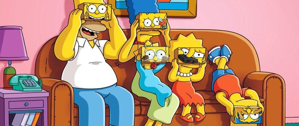 Celebra el 600º episodio de 'Los Simpson' viéndolos en realidad virtual - http://www.infouno.cl/celebra-el-600o-episodio-de-los-simpson-viendolos-en-realidad-virtual/