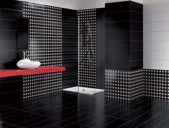 Pin by idées décochic on Salle de bains design carrelage Pinterest