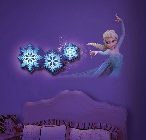 NEW FROZEN Toys/Room Decor From Uncle Milton