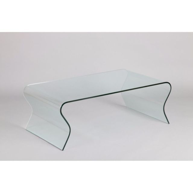 inside 75 table basse en verre ondule scoop - Inside75 Table Basse