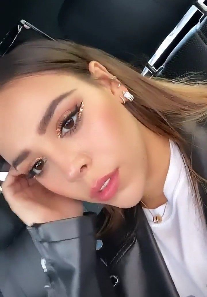 Danna Paola Makeup