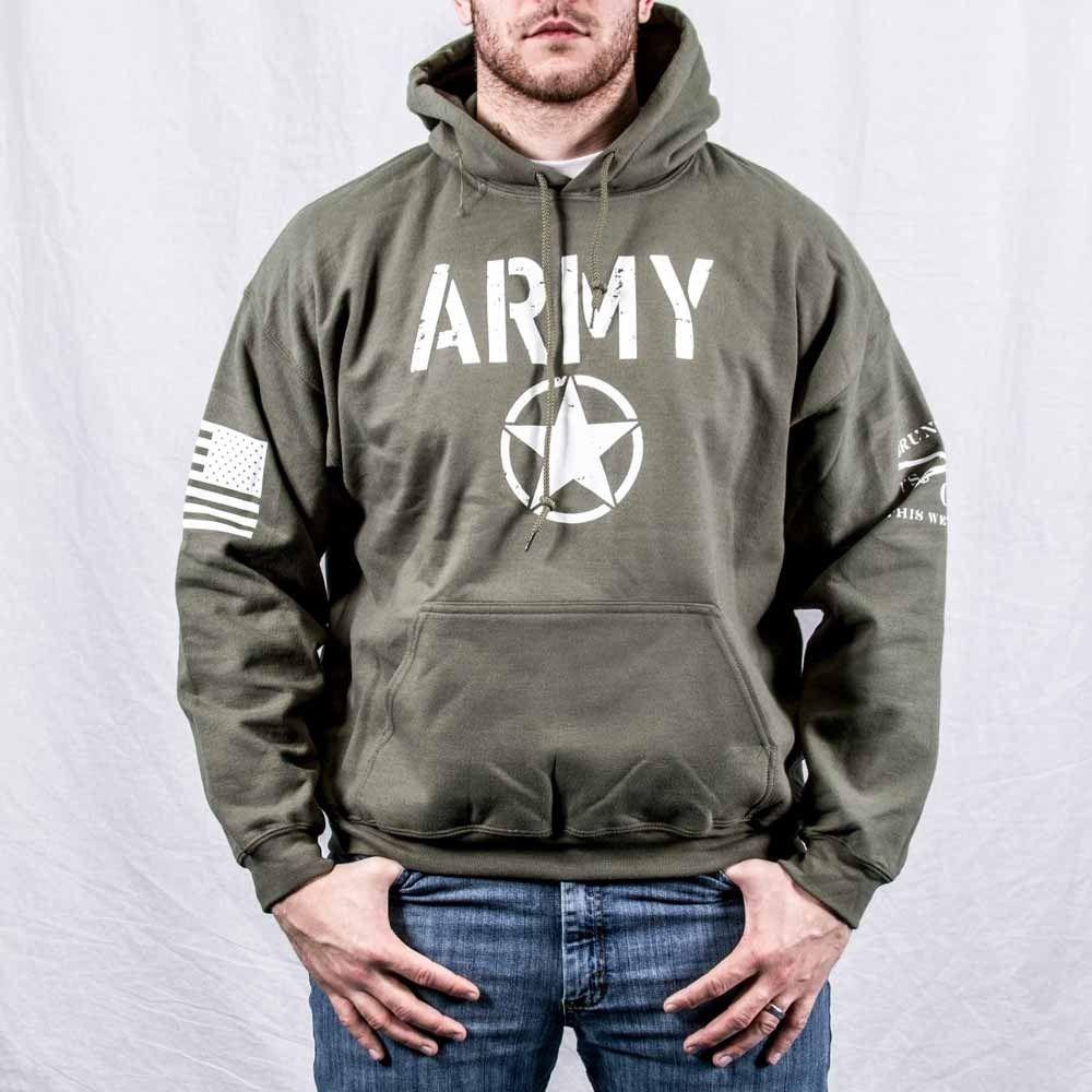 Nike jacket army - Grunt Style Army Hoodie This We Ll Defend